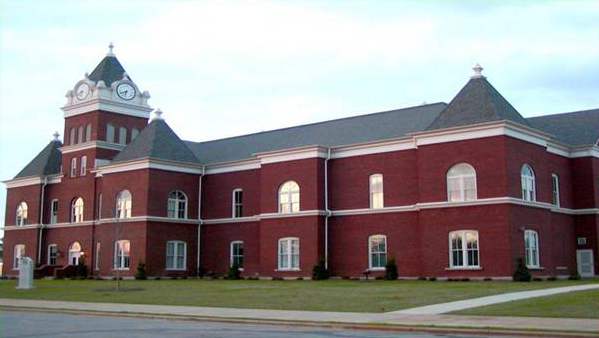 Twiggs County Courthouse